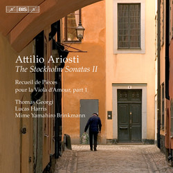 Attilio Ariosti - The Stockholm Sonatas II