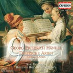 Handel, G.F.: Arias - Hwv 202, 203, 204, 205, 207, 208, 209, 210 / Violin Sonata, Hwv 408 / Trio Sonatas - Hwv 386A, 399