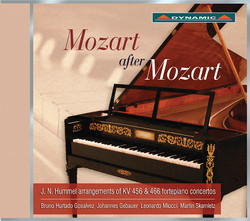 Mozart after Mozart (Arr. J.N. Hummel)