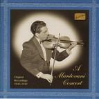 Mantovani Orchestra: A Mantovani Concert (1946-1949)