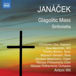 Janacek: Glagolitic Mass - Sinfonietta