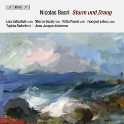Nicolas Bacri – Sturm und Drang