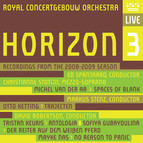 Horizon 3 (Recordings from the 2008-2009 Season) [Live]