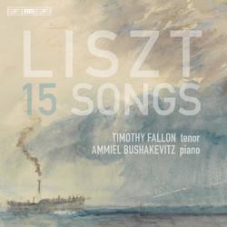 Franz Liszt - 15 Songs