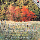 Frumerie: Variations and Fugue / Horn Concerto / Musica Per Nove