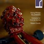 G.P. Telemann: Fantasias for Viola da Gamba