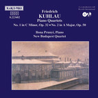 Kuhlau: Piano Quartets Nos. 1 and 2