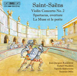 Saint-Saëns - Spartacus