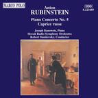 Rubinstein: Piano Concerto No. 5 / Caprice Russe