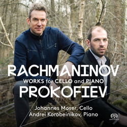 Rachmaninoff & Prokofiev: Works for Cello & Piano