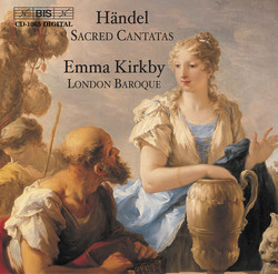 Händel - Sacred Cantatas