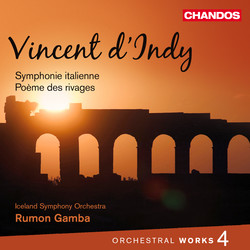 d´Indy: Orchestral Works, Volume 4