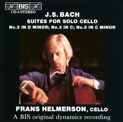 Bach - Suites for Solo Cello