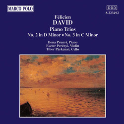 David: Piano Trios Nos. 2 and 3
