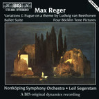 Reger - Variations & Fugue