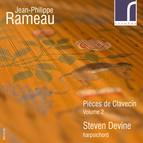 Rameau: Pièces de Clavecin, Volume 2