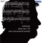Dubrovay: Solos Nos. 1-15