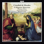 Morales: O Magnum Mysterium (Christmas Motets)