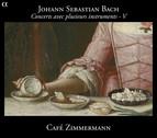 Bach: Concerts avec plusieurs instruments - V