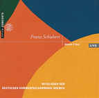 Franz Schubert: Octet in F major D 803 / Members of Deutsche Kammerphilharmonie Bremen
