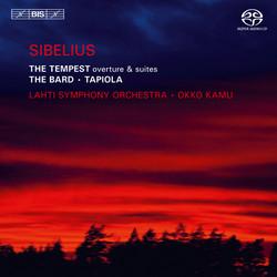 Sibelius – The Tempest, The Bard & Tapiola