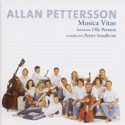 Pettersson: Barefoot Songs / Concerto for Strings Nos. 1 and 2