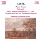 Ravel: Piano Works, Vol.  2