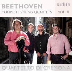 Beethoven: Complete String Quartets, Vol. II