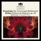 Strawinsky: Der Feuervogel - Britten: Sinfonia da Requiem