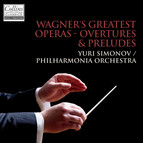 Wagner: Overtures & Préludes from Wagner's Greatest Operas