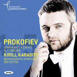 Prokofiev: Symphonies No. 4 & 5 - Dreams