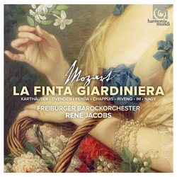 Mozart: La finta giardiniera