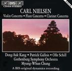 Nielsen - Three Concertos