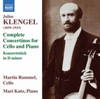 Klengel: Complete Concertinos for Cello & Piano