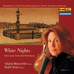 White Nights: Viola Music from Saint Petersburg
