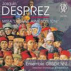 Josquin Desprez: Missa \'L\'homme armé sexti toni\'
