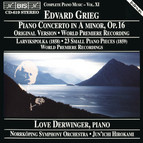 Grieg - Piano Concerto in A minor, Op.16