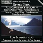 Grieg - Piano Concerto in A minor, Op.16
