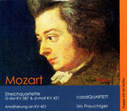 Mozart: String Quartets Nos. 14 & 15