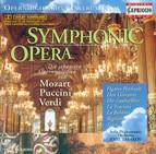 Orchestral Music - Verdi, G. / Mozart, W.A. / Puccini, G. (Symphonic Opera)