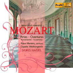 Mozart: Arias and Overtures