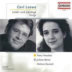 Loewe, C.: Vocal Music