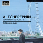 Tcherepnin: Piano Music, Vol. 8
