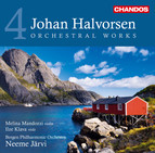 Halvorsen: Orchestral Works, Vol. 4