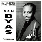 Byas, Don: Original 1945 Recordings