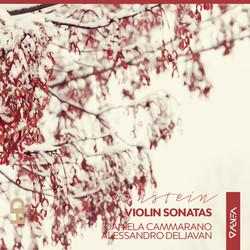 Rubinstein: Violin Sonatas