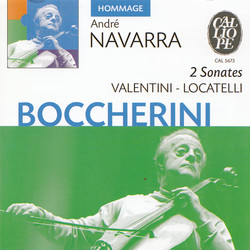 Boccherini - Valentini - Locatelli: Sonates