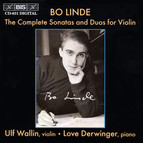 Linde - Sonatas and Duos for Violin