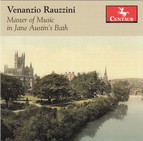 Rauzzini: Master of Music in Jane Austin's Bath