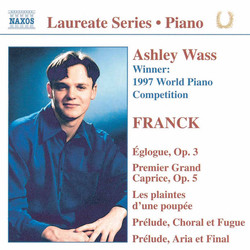 Piano Recital: Ashley Wass